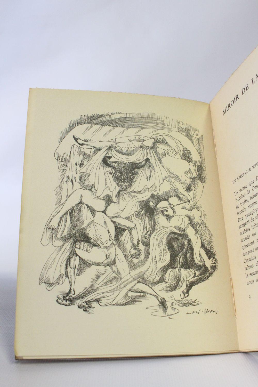 leiris miroir de la tauromachie edition originale