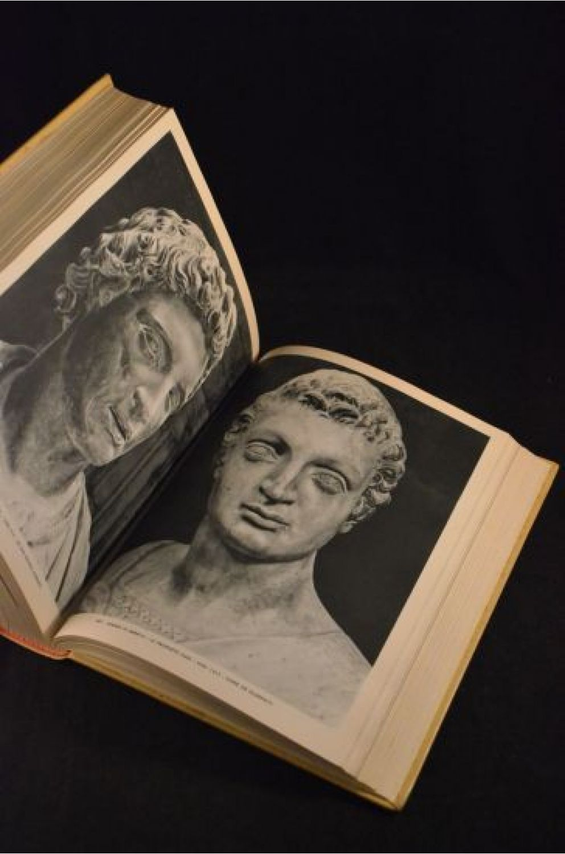Malraux Le Musee Imaginaire De La Sculpture Mondiale Erste Ausgabe Edition Originale Com