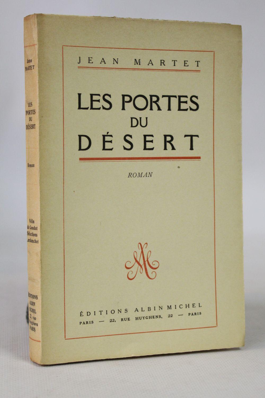 Martet les portes du d sert edition originale - Les portes du penitencier version originale ...