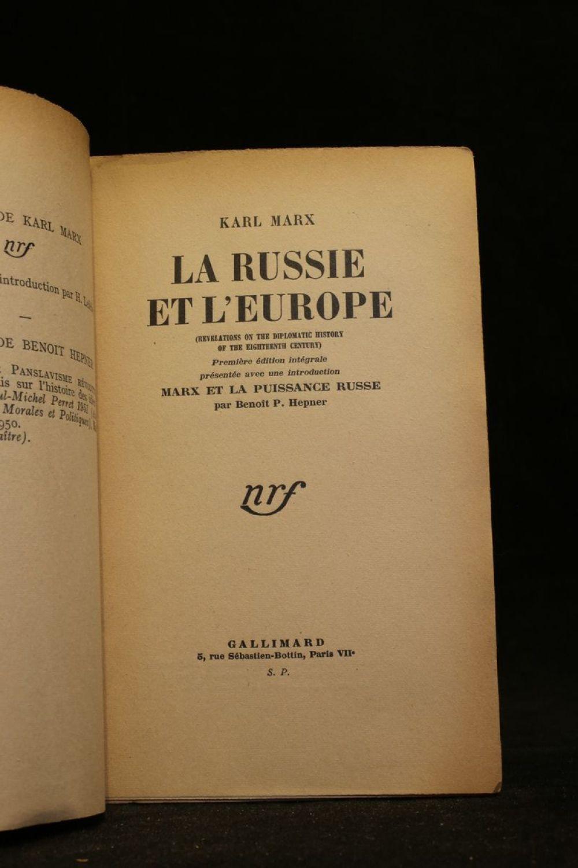 """Résultat de recherche d'images pour """"Marx et la Russie"""""""