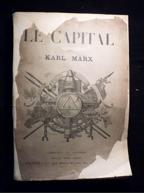 karl marx capital Karl marx - wikipedia, la enciclopedia libre karl marx marx en 1 informaci junto a friedrich engels, es el padre del socialismo cient sus escritos m.