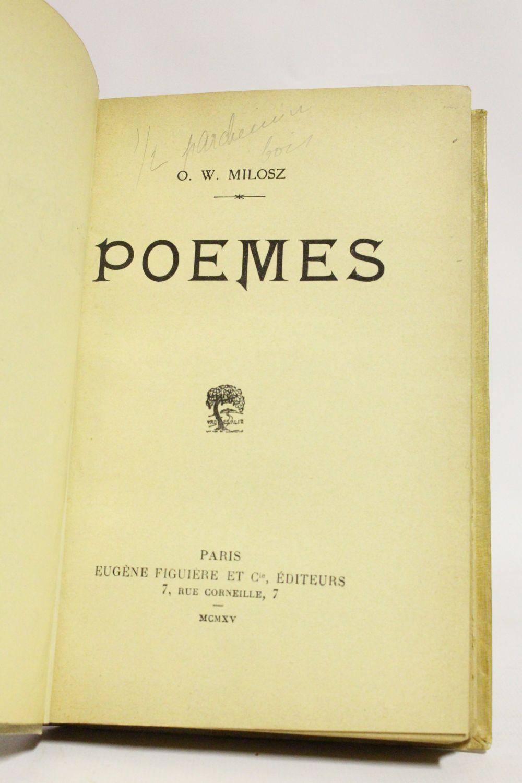 milosz v pienkowski essay Czesław miłosz: czesław miłosz, polish-american author, translator essay, an analytic, interpretative.