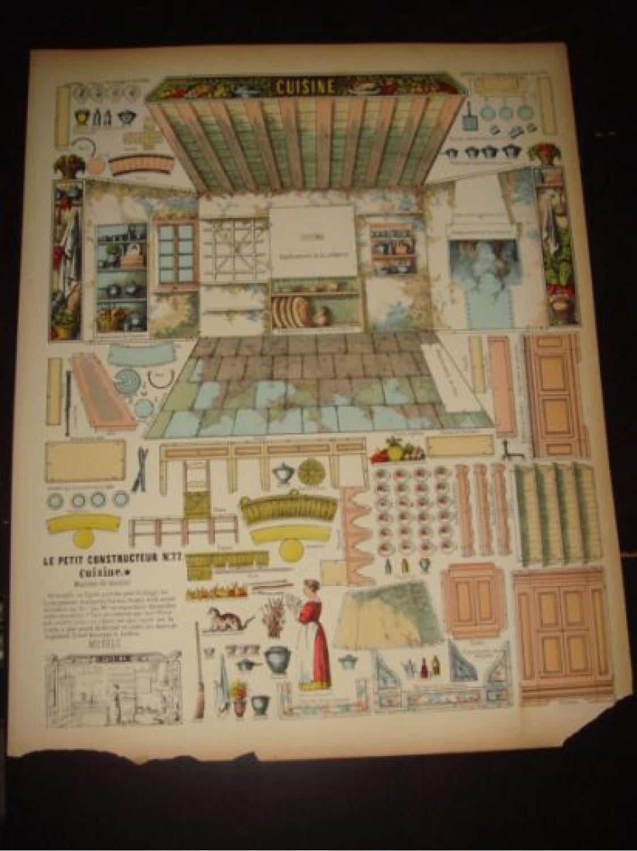 Le Petit Constructeur N 77 Cuisine First Edition Edition