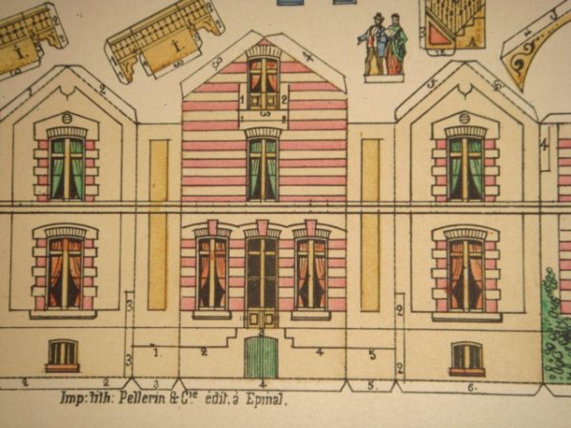 Le petit architecte n 91 chalet aux environs de paris for Le architecte