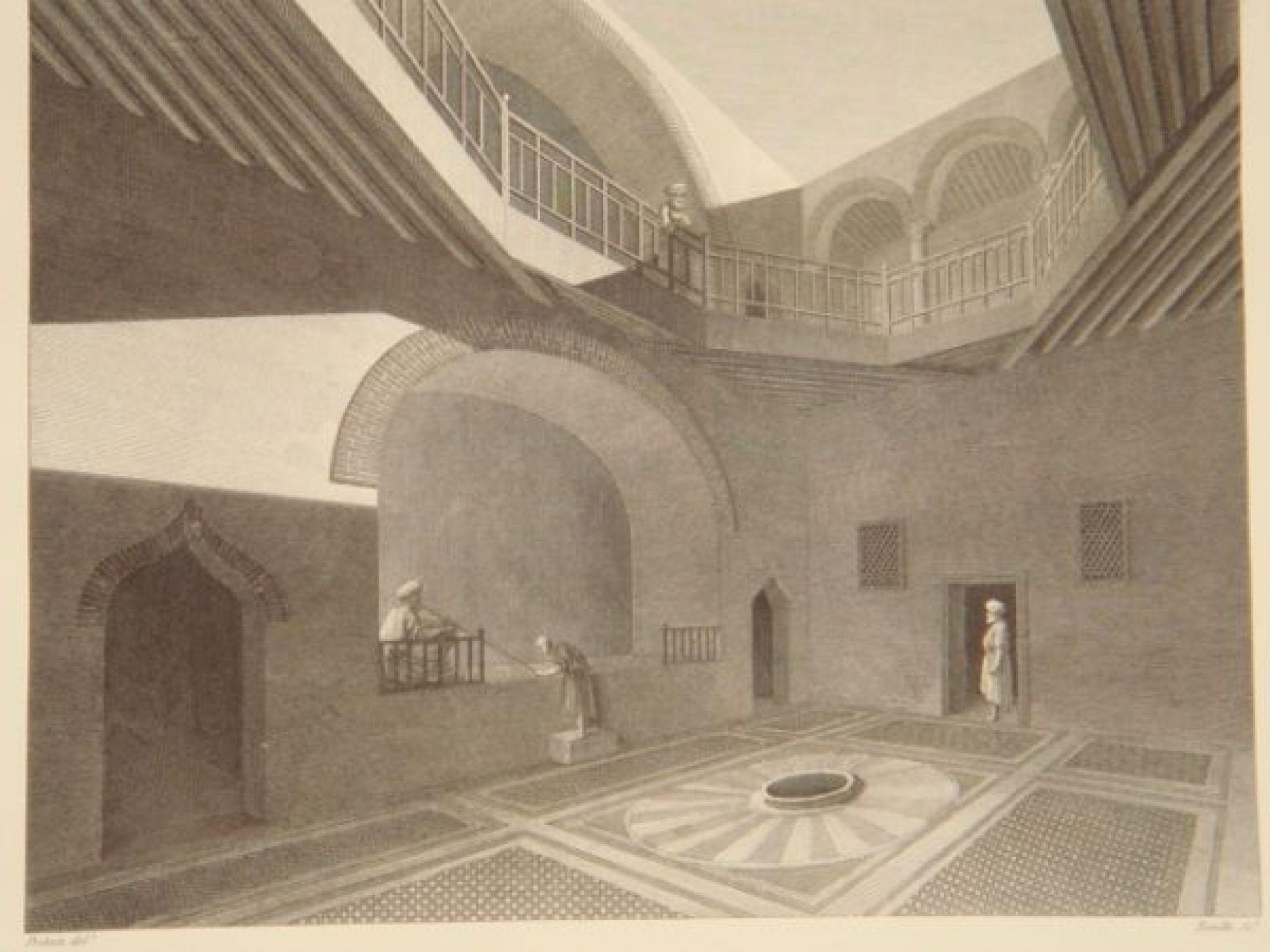 DESCRIPTION DE L\'EGYPTE. Alexandrie. Vues perspectives ...