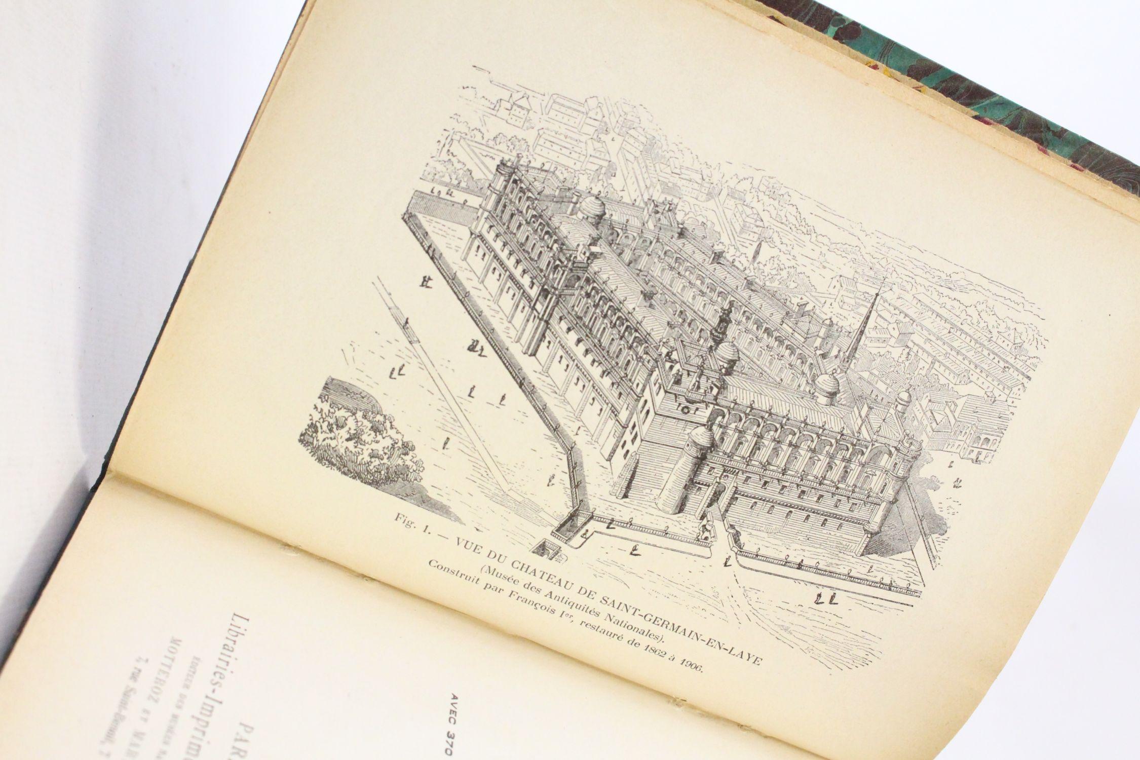 Chimica Petulanza Raccogli le foglie  REINACH : Guide illustré du musée de Saint-Germain - Edition Originale -  Edition-Originale.com