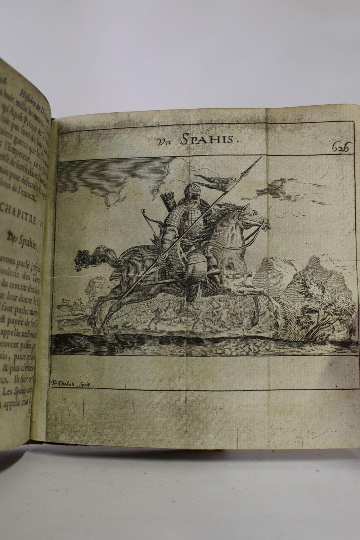 Ricaut ou rycaut histoire de l 39 tat pr sent de l 39 empire ottoman edition - La carte de l empire ottoman ...