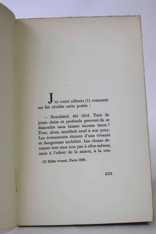 Rilke Chant De Lamour Et De La Mort Du Cornette Christoph