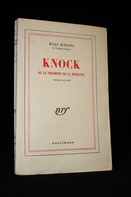 Une étude zèbre sur le 37 (Tours) H-3000-romains-jules-knock-ou-le-triomphe-de-la-medecine-1951-1-1426867829