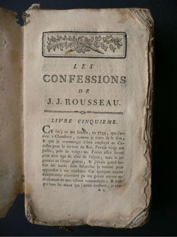 confessions jean jacques rousseau pdf