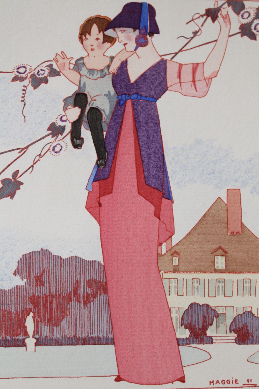 La jeune maman robe de jardin pour l 39 automne pl 3 la for Robes de jardin