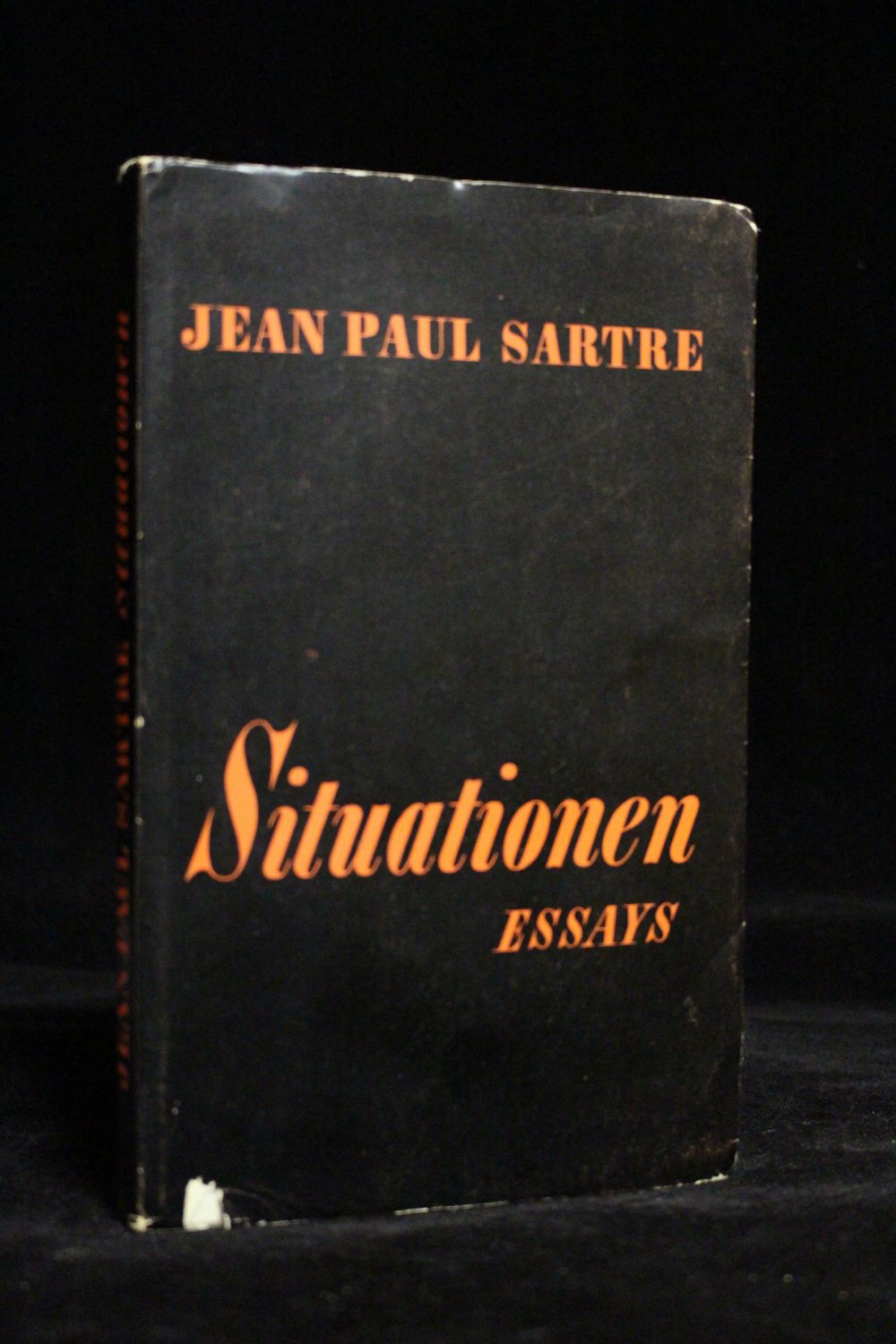 jean paul sartre essays Immediately download the no exit summary, chapter-by-chapter analysis, book notes, essays, quotes, character descriptions, lesson plans, and more no exit summary jean-paul sartre's no exit is considered by many to be the author's best play and most accessible dramatization of his philosophy.