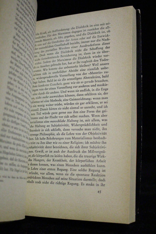 Sartre essay