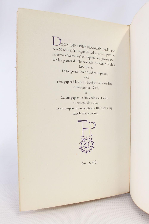 Soupault Message De Lîle Déserte First Edition