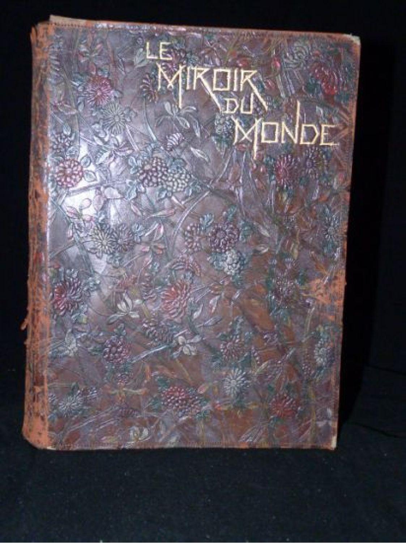 uzanne le miroir du monde first edition edition