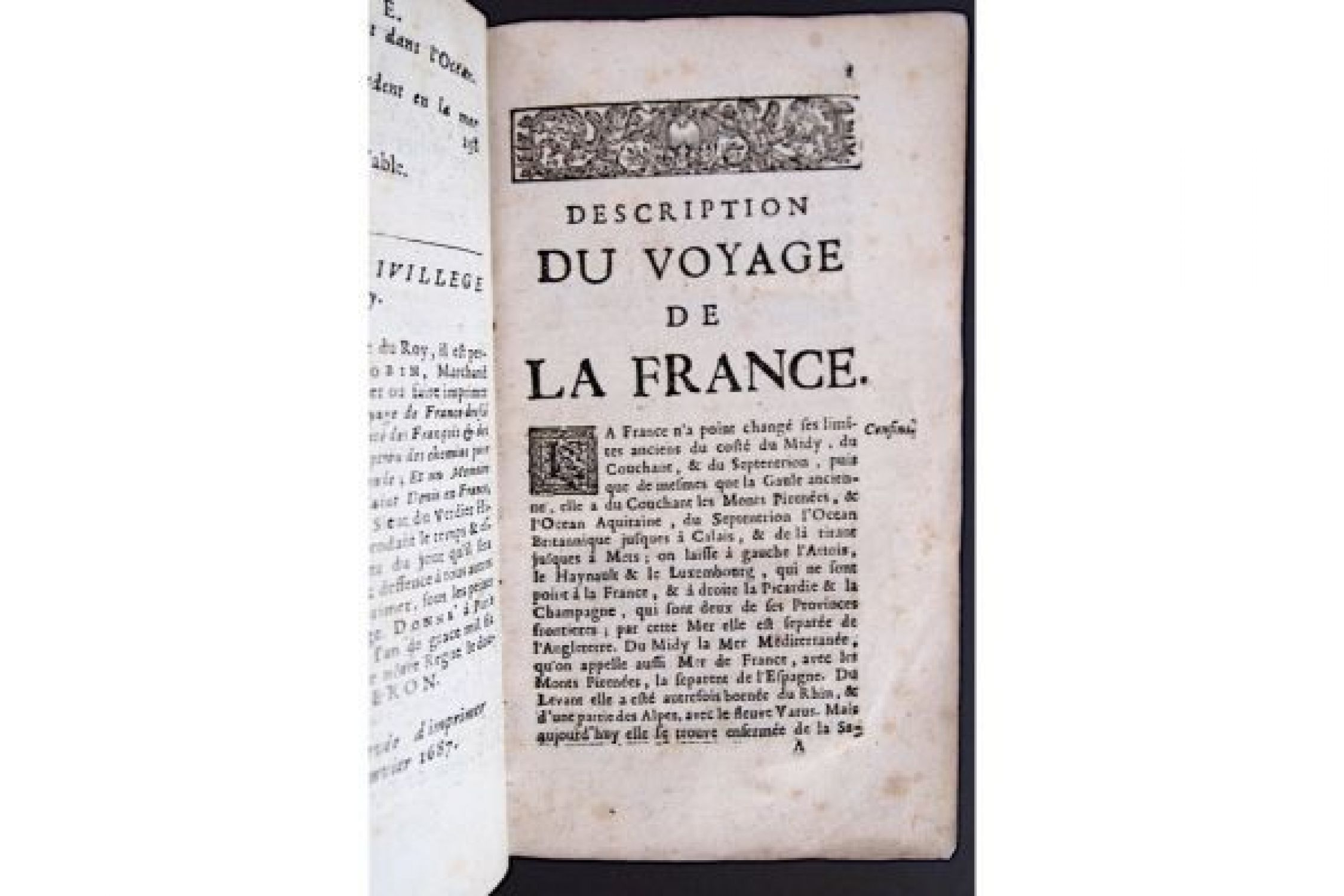 VERDIER   Le Voyage de France, dressé pour la commodité des François et  Estrangers. 8d7efe4fd037