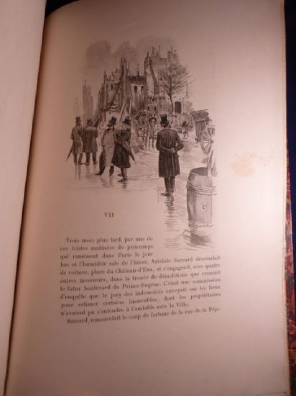 La Curée. Edition 1871 - Emile Zola