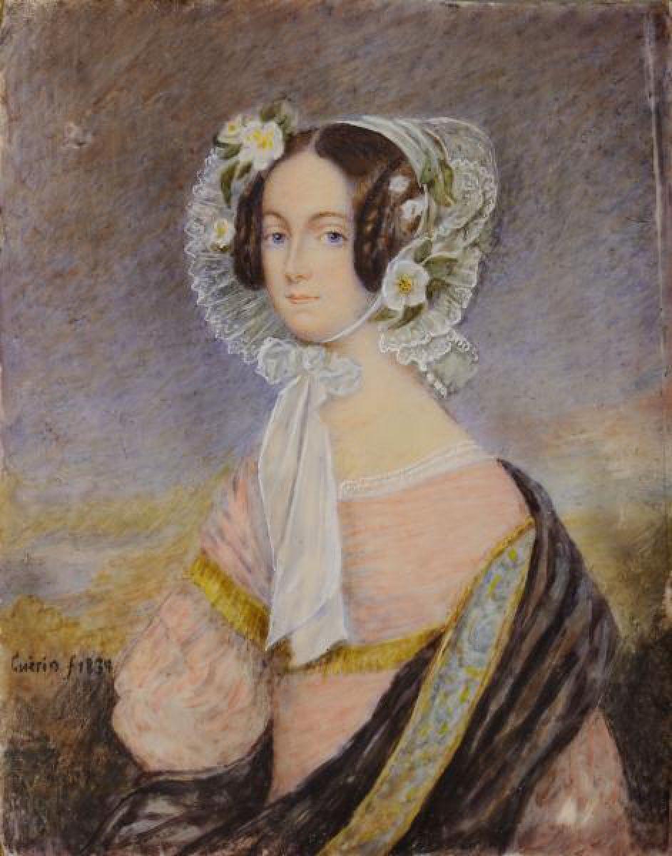 Adèle de la Prunarède, dite Comtesse de Fleury